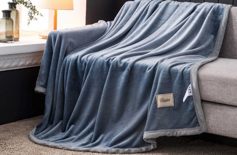 家纺百科:小毛毯选购与保养小常识