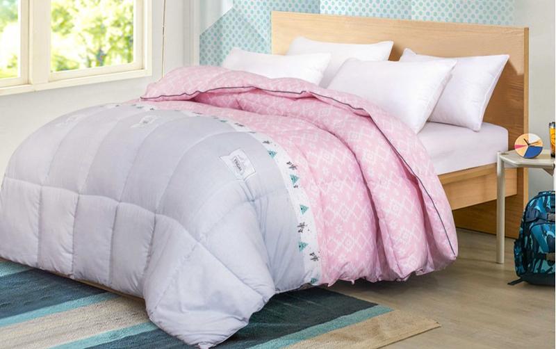 千亿国际,千赢娱乐_秋季床品怎么选,床上用品厂家助您拥有秋天好眠