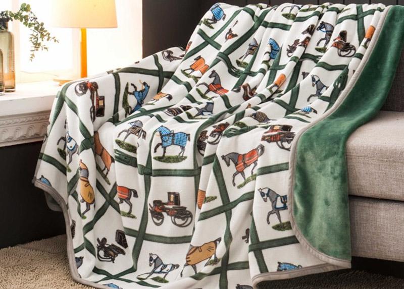 毛毯怎么选、怎么清洗与保养,你想知道的都在这儿