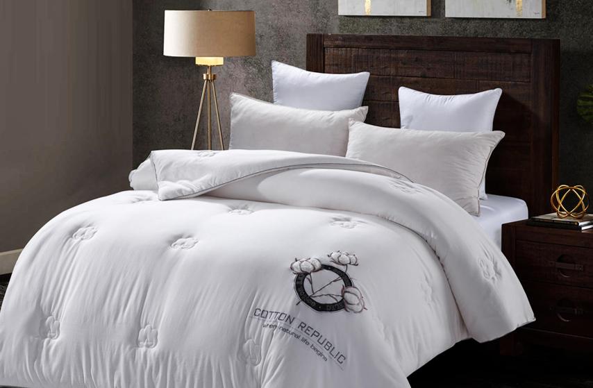 新品:新疆优品纯棉花被,给您自然纯粹的睡眠