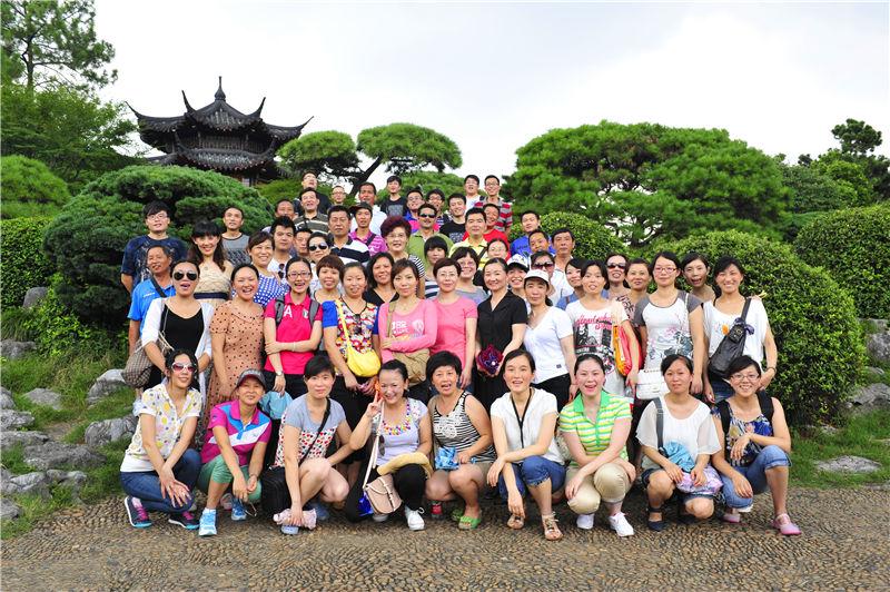 2012夏季芳恩家居杭州千岛湖二日游