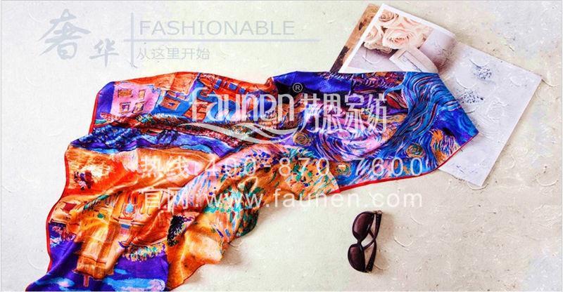 选择优美的长围巾,开启礼品馈赠的新纪元!