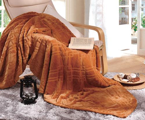 FN-T461 纯色魅力洋绒毯