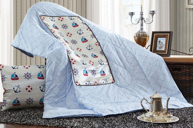 FN-R724 3D彩印抱枕被