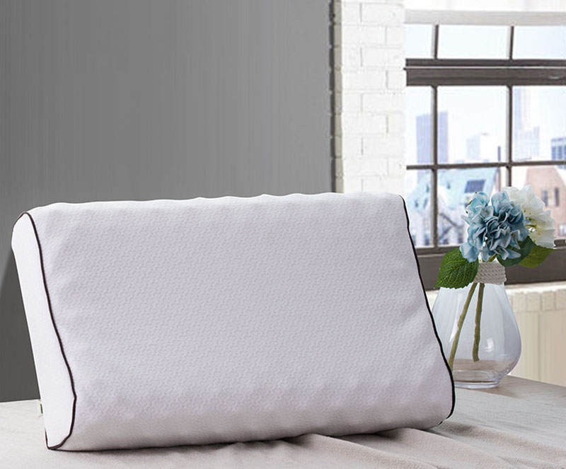千亿国际_FN-R738 天然乳胶护颈枕