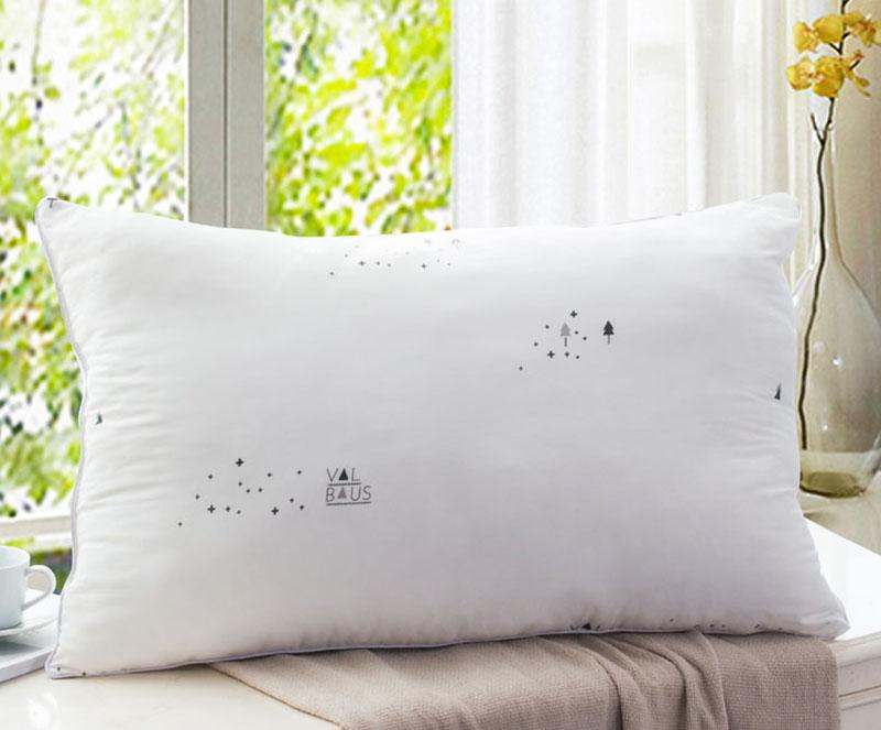 FN-R740/R740-1 水洗棉羽丝枕