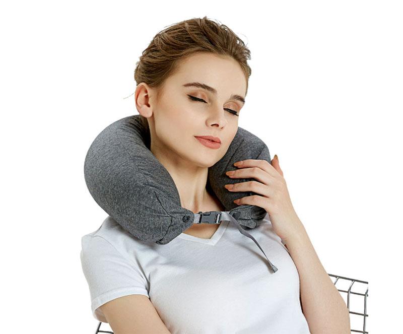 ES-Q203 全棉卡扣长条枕