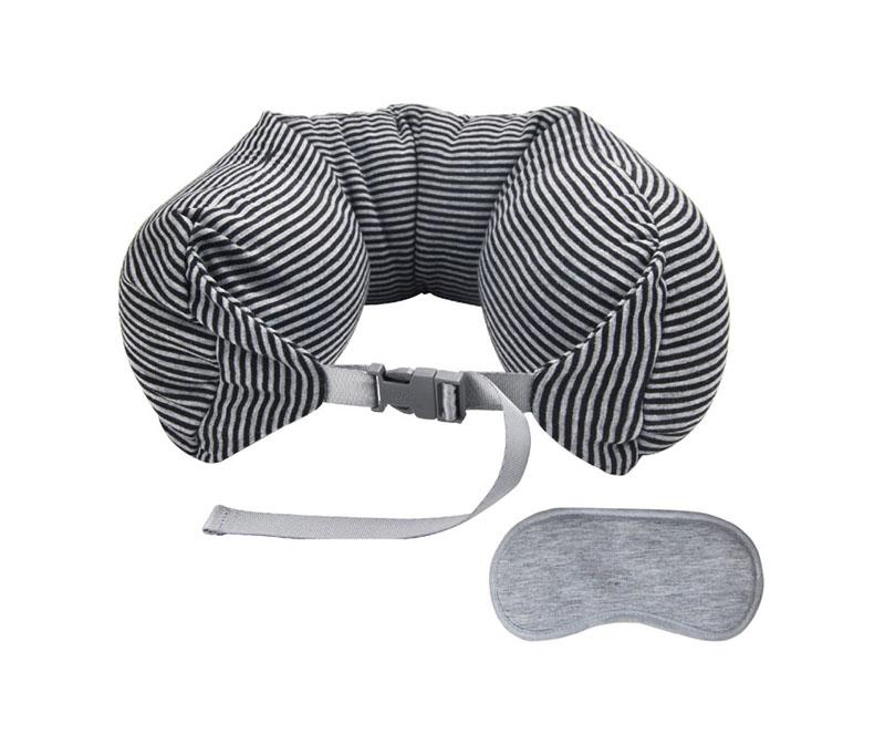 ES-Q200-1 卡扣长条枕旅行套装
