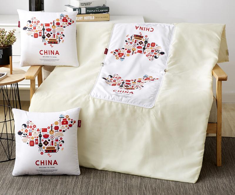 FN-R741 爱家数码彩印抱枕被