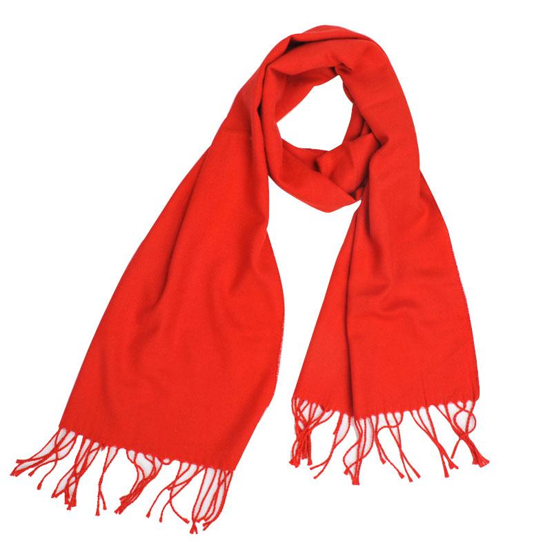 A-D3010 喜洋洋红围巾