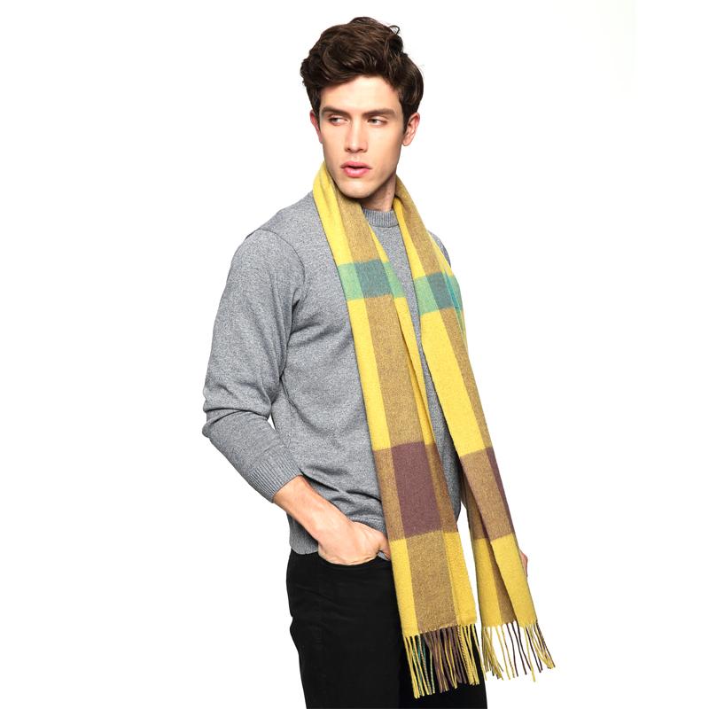 A-D311 艾格羊羔毛围巾