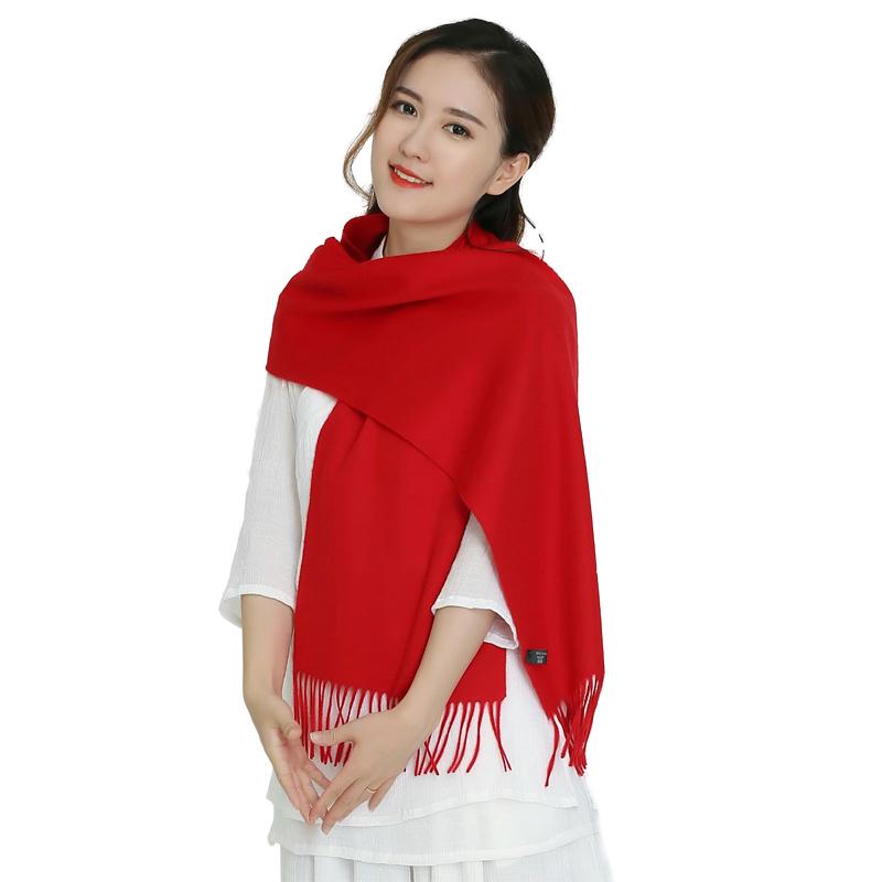A-D322 羊绒围巾