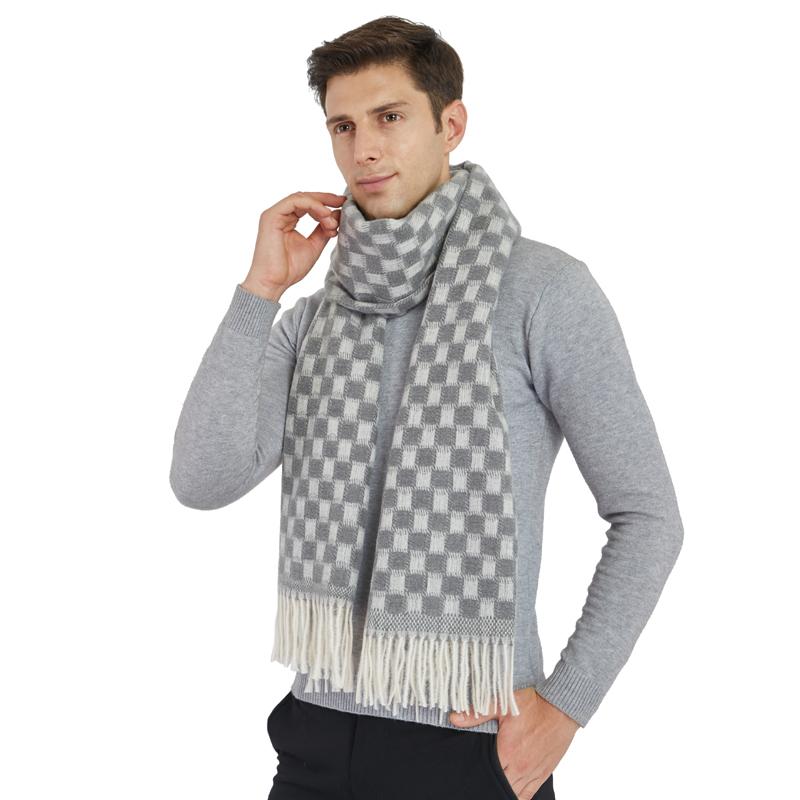 A-D3015 3D色织大围巾