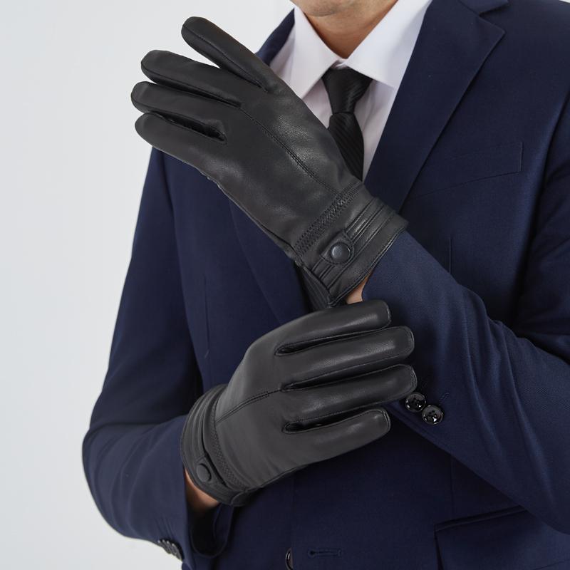 A-F724 意式触屏羊皮手套